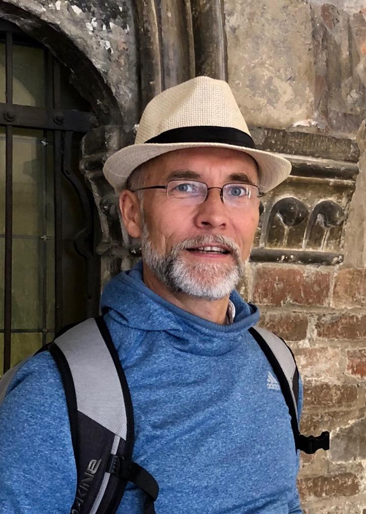 Stefan P. Becker